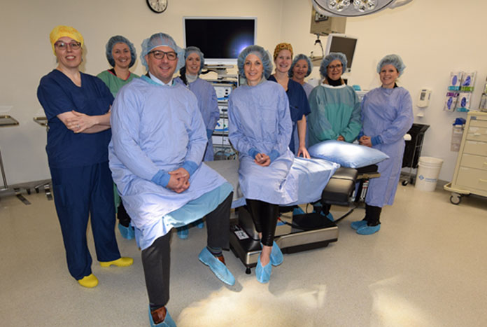 New surgical tower key component to GBGH's expanding surgical program