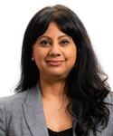 Angie Saini, Vice-présidente, Services cliniques et chef de direction des soins infirmiers