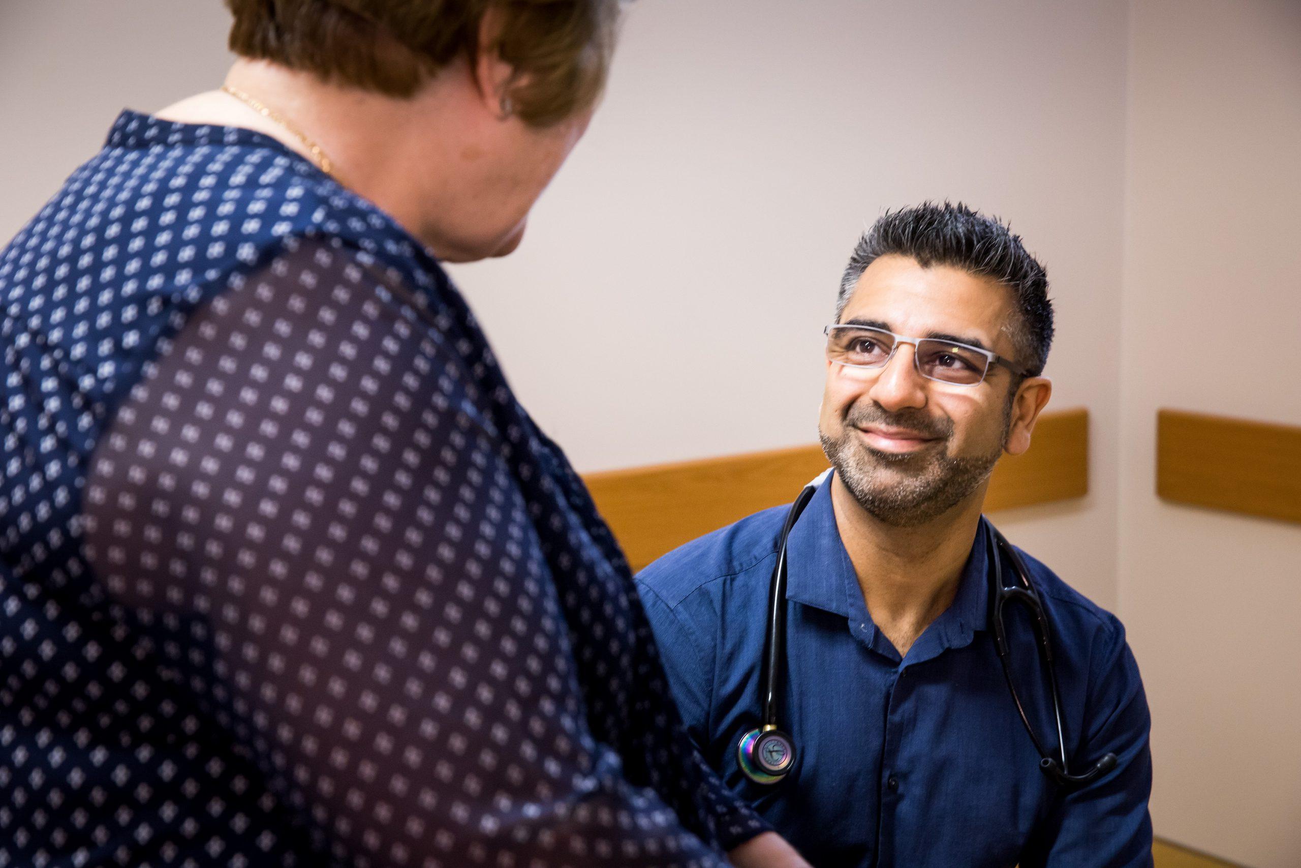 L'HGBG nomme un nouveau médecin-chef à la direction du personnel médical de l'hôpital