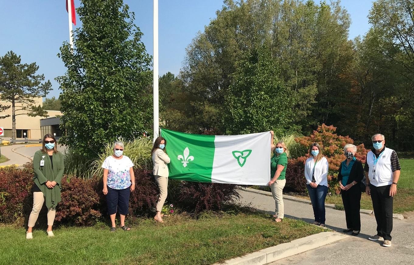 L'HGBG célèbre la Journée des Franco-Ontariens et des Franco-Ontariennes