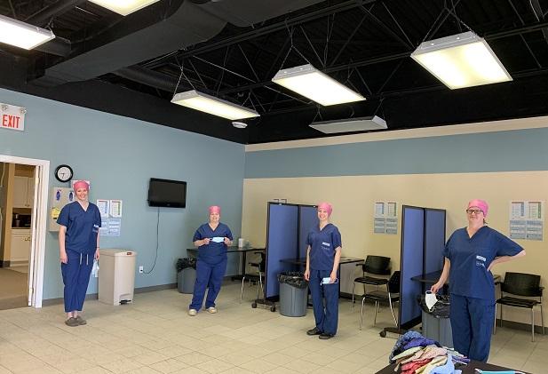 Centre d'évaluation communautaire disponible pour l'expansion de dépistage