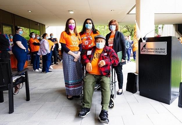 L'HGBG se renseigne sur la communauté autochtone grâce à un événement de vérité et de réconciliation