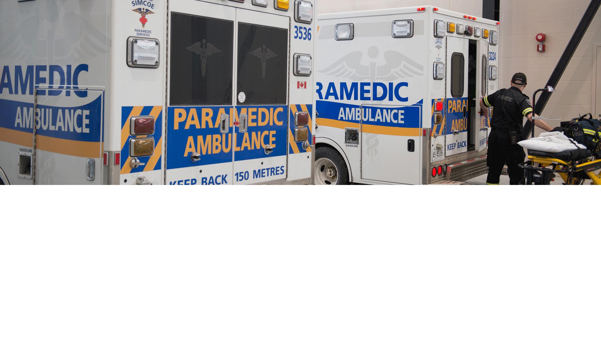 Département d'urgence