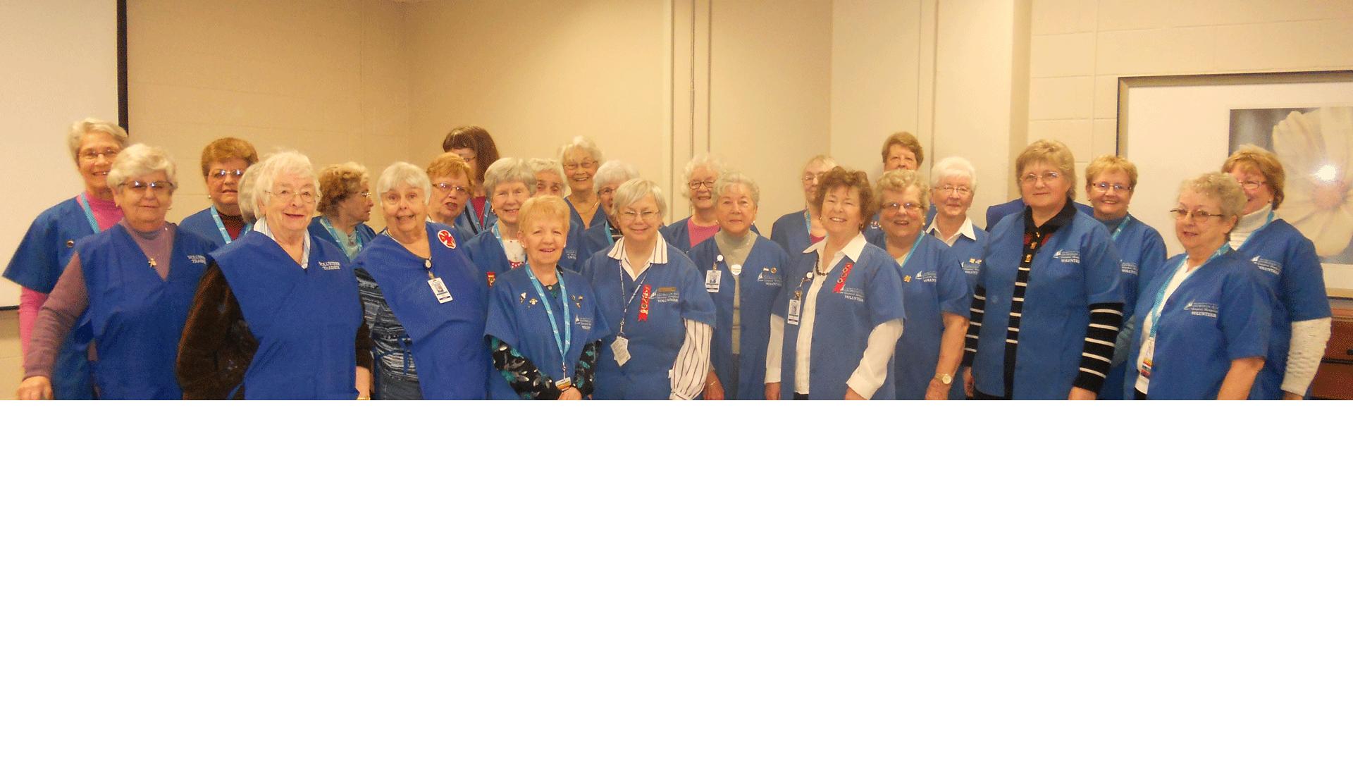 Association des bénévoles de l'Hôpital général de la baie Georgienne