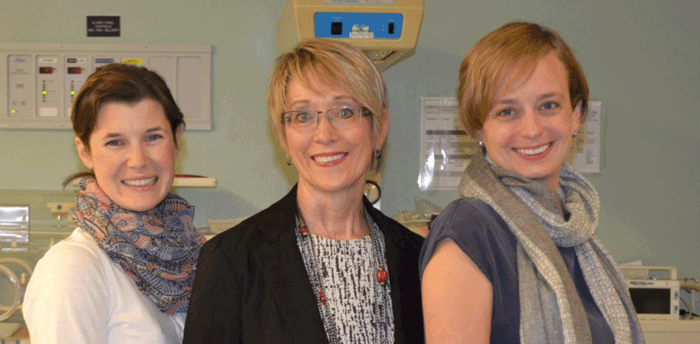 Les hôpitaux continuent à étendre les services obstétriques et gynécologiques à Midland