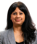 Angie Saini, Vice President, Clinical Services and Chief Nursing Executive