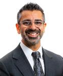 Dr. Vikram Ralhan, Chief of Staff