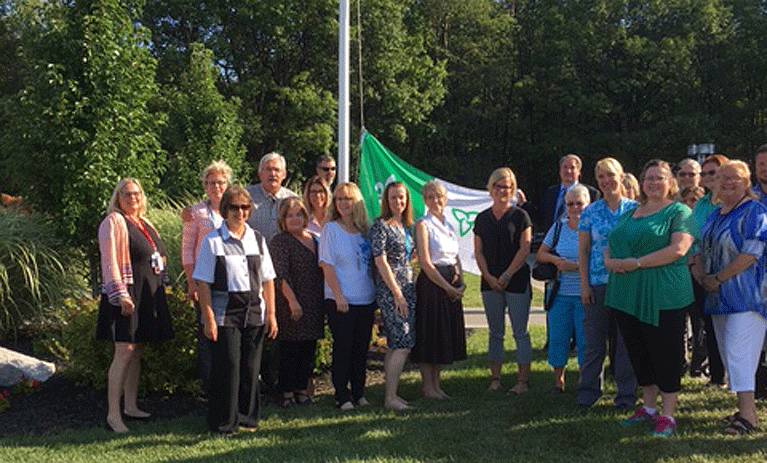 GBGH Celebrates Franco-Ontarian Day