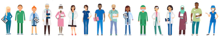 Care Team Illustration
